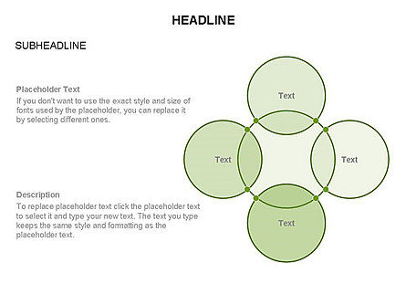 Venn Diagram Toolbox, Slide 15, 03428, Business Models — PoweredTemplate.com