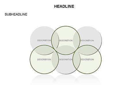 Venn Diagram Toolbox, Slide 18, 03428, Business Models — PoweredTemplate.com