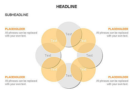 Venn Diagram Toolbox, Slide 19, 03428, Business Models — PoweredTemplate.com