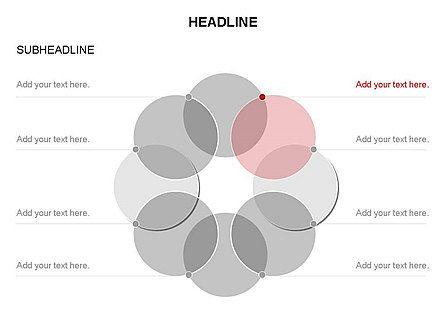 Venn Diagram Toolbox, Slide 20, 03428, Business Models — PoweredTemplate.com
