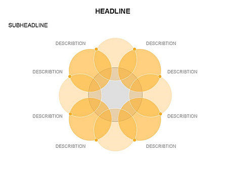 Venn Diagram Toolbox, Slide 22, 03428, Business Models — PoweredTemplate.com