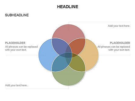 Venn Diagram Toolbox, Slide 23, 03428, Business Models — PoweredTemplate.com