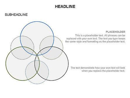 Venn Diagram Toolbox, Slide 24, 03428, Business Models — PoweredTemplate.com