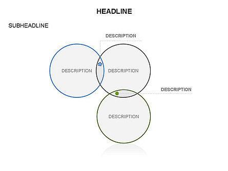 Venn Diagram Toolbox, Slide 5, 03428, Business Models — PoweredTemplate.com