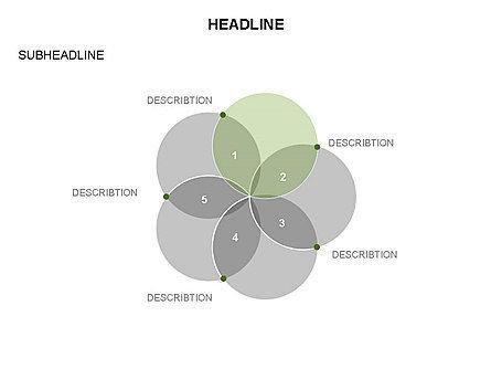 Venn Diagram Toolbox, Slide 6, 03428, Business Models — PoweredTemplate.com