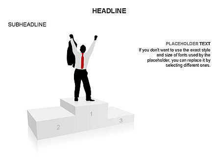 Organizational Charts: Pemenang Podium Diagram #03429
