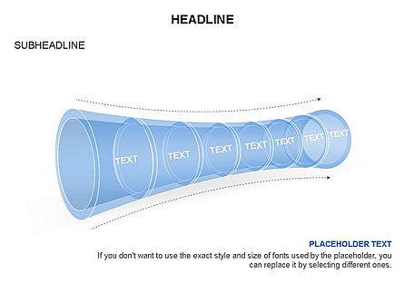 Sales Funnel Diagram, Slide 27, 03431, Business Models — PoweredTemplate.com