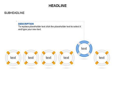 Lifebuoy Diagram, Slide 11, 03432, Business Models — PoweredTemplate.com