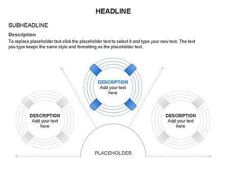 Lifebuoy Diagram, Slide 16, 03432, Business Models — PoweredTemplate.com