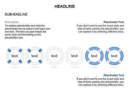 Lifebuoy Diagram, Slide 17, 03432, Business Models — PoweredTemplate.com