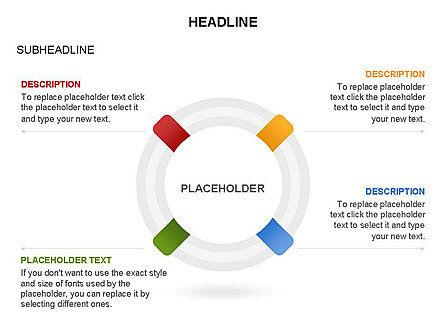 Lifebuoy Diagram, Slide 18, 03432, Business Models — PoweredTemplate.com