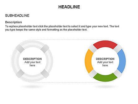 Lifebuoy Diagram, Slide 19, 03432, Business Models — PoweredTemplate.com