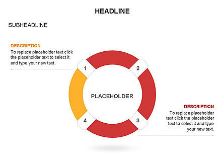 Lifebuoy Diagram, Slide 20, 03432, Business Models — PoweredTemplate.com