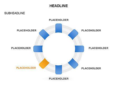 Lifebuoy Diagram, Slide 26, 03432, Business Models — PoweredTemplate.com