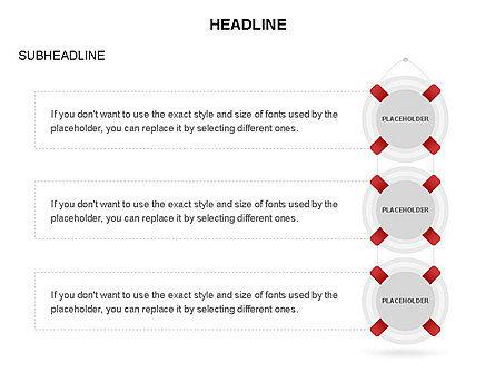 Lifebuoy Diagram, Slide 27, 03432, Business Models — PoweredTemplate.com