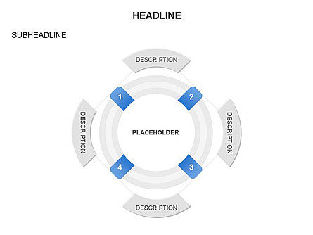 Lifebuoy Diagram, Slide 28, 03432, Business Models — PoweredTemplate.com