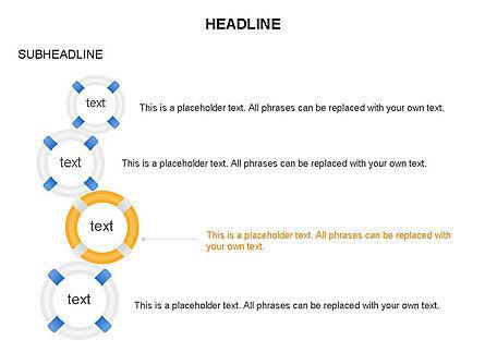 Lifebuoy Diagram, Slide 5, 03432, Business Models — PoweredTemplate.com