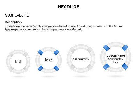 Lifebuoy Diagram, Slide 6, 03432, Business Models — PoweredTemplate.com