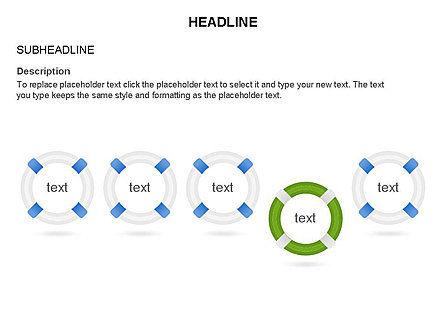 Lifebuoy Diagram, Slide 7, 03432, Business Models — PoweredTemplate.com