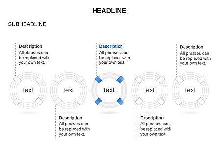 Lifebuoy Diagram, Slide 9, 03432, Business Models — PoweredTemplate.com