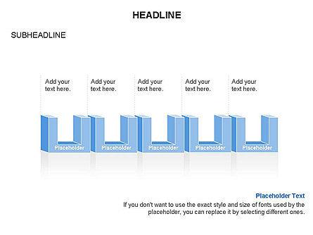 Step Stools Toolbox, Slide 5, 03434, Graph Charts — PoweredTemplate.com