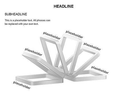 Frame Shapes Toolbox, Slide 13, 03437, Shapes — PoweredTemplate.com