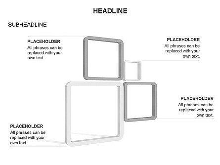 Frame Shapes Toolbox, Slide 16, 03437, Shapes — PoweredTemplate.com
