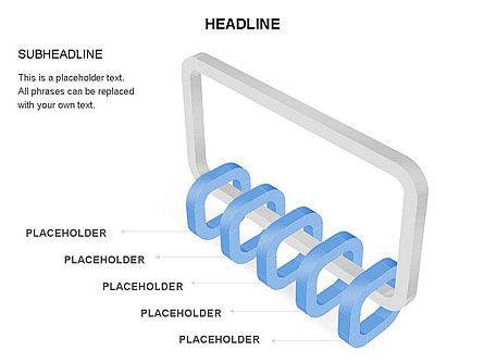 Frame Shapes Toolbox, Slide 5, 03437, Shapes — PoweredTemplate.com