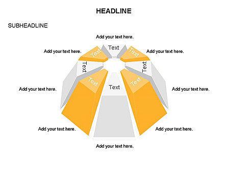 Dome Diagram, Slide 17, 03441, Shapes — PoweredTemplate.com