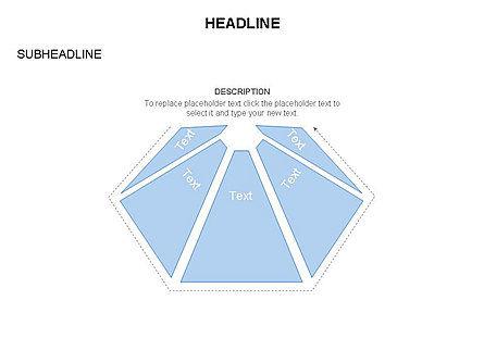 Dome Diagram, Slide 22, 03441, Shapes — PoweredTemplate.com