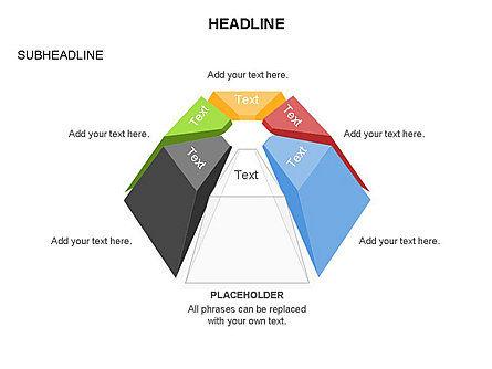 Dome Diagram, Slide 25, 03441, Shapes — PoweredTemplate.com