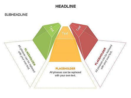 Dome Diagram, Slide 26, 03441, Shapes — PoweredTemplate.com