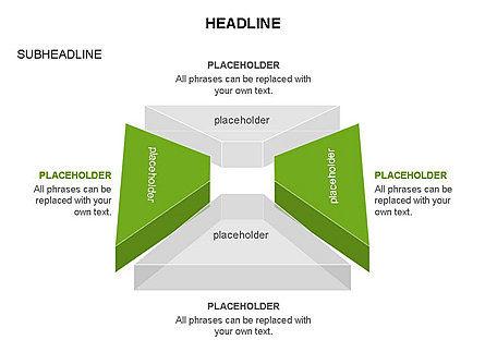 Dome Diagram, Slide 28, 03441, Shapes — PoweredTemplate.com