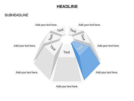 Dome Diagram, Slide 5, 03441, Shapes — PoweredTemplate.com