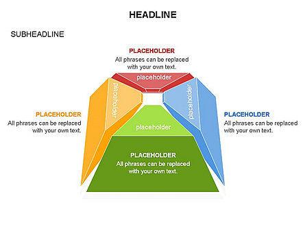 Dome Diagram, Slide 8, 03441, Shapes — PoweredTemplate.com