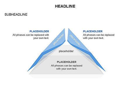 Dome Diagram, Slide 9, 03441, Shapes — PoweredTemplate.com