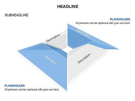 Cupola Diagram, Slide 10, 03442, Pie Charts — PoweredTemplate.com