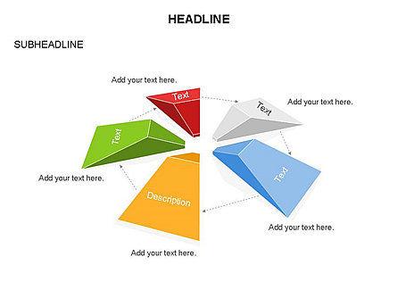 Cupola Diagram, Slide 16, 03442, Pie Charts — PoweredTemplate.com