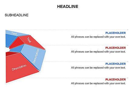 Cupola Diagram, Slide 18, 03442, Pie Charts — PoweredTemplate.com