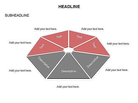 Cupola Diagram, Slide 30, 03442, Pie Charts — PoweredTemplate.com