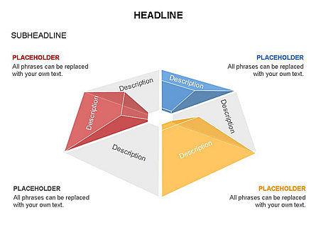 Cupola Diagram, Slide 31, 03442, Pie Charts — PoweredTemplate.com