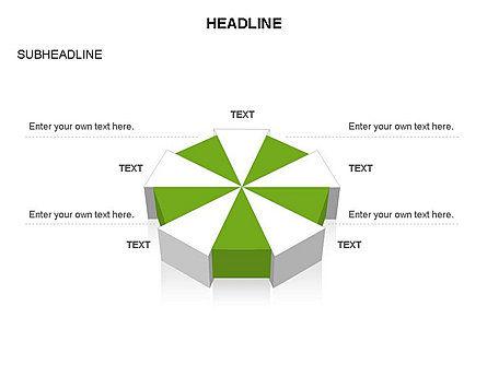 Geometric Shapes Triangles, Slide 32, 03445, Shapes — PoweredTemplate.com