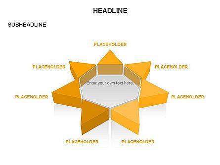 Geometric Shapes Triangles, Slide 35, 03445, Shapes — PoweredTemplate.com
