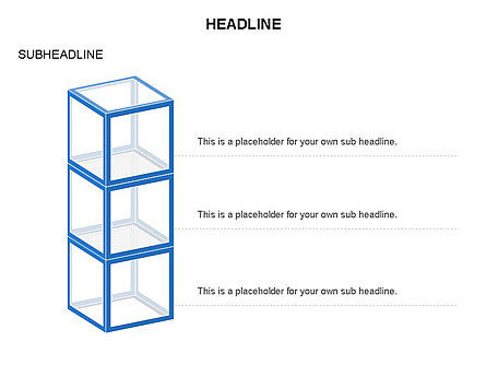 Wireframe Shapes , Slide 23, 03447, Shapes — PoweredTemplate.com
