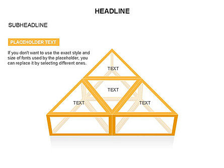 Wireframe Shapes , Slide 26, 03447, Shapes — PoweredTemplate.com
