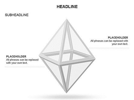 Wireframe Shapes , Slide 29, 03447, Shapes — PoweredTemplate.com