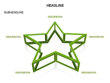 Wireframe Shapes , Slide 30, 03447, Shapes — PoweredTemplate.com