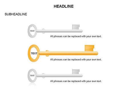 Key Shapes Toolbox, Slide 10, 03448, Shapes — PoweredTemplate.com
