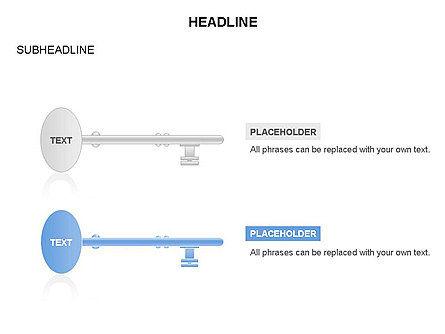 Key Shapes Toolbox, Slide 12, 03448, Shapes — PoweredTemplate.com
