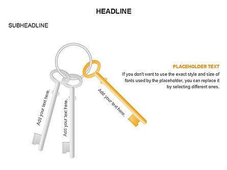 Key Shapes Toolbox, Slide 23, 03448, Shapes — PoweredTemplate.com